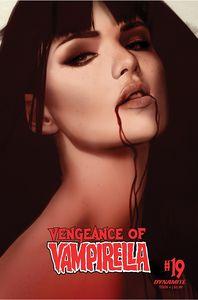 [Vengeance Of Vampirella #21 (Cover B Oliver) (Product Image)]