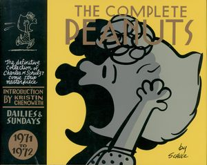 [Complete Peanuts: Volume 11: 1971-1972 (Hardcover) (Product Image)]