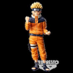 [Naruto: Grandista Nero Statue: #2: Naruto Uzumaki (Product Image)]