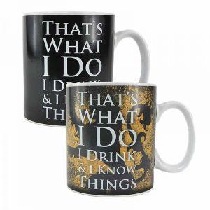 [Game Of Thrones: Heat Change Mug: Tyron Lanister (Product Image)]