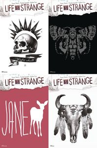 [Life Is Strange: T-Shirt Cover Pack (Product Image)]