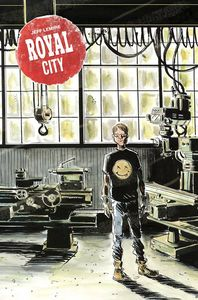 [Royal City #9 (Cover A Lemire) (Product Image)]