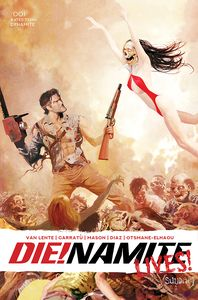 [Die!Namite: Lives #1 (Cover B Suydam) (Product Image)]