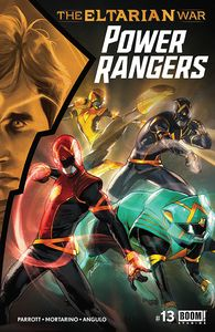 [Power Rangers #13 (Cover A Parel) (Product Image)]