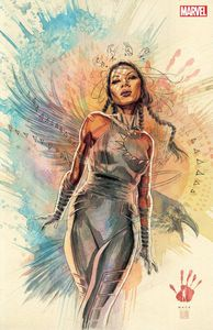 [Marvels Voices: Indigenous Voices #1 (Mack Virgin Variant) (Product Image)]