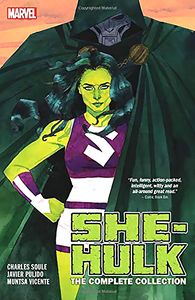 [She-Hulk By Soule & Pulido: Complete Collection (Product Image)]