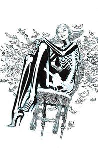 [Karmen #5 (Cover B March Black & White Variant) (Product Image)]