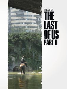 [Art Of The Last Of Us Part II (Hardcover) (Product Image)]