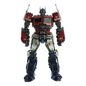 [Transformers: Bumblebee: DLX Action Figure: Optimus Prime (Product Image)]