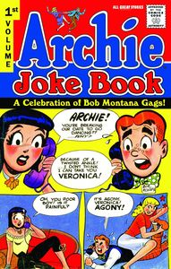 [Archie's Joke Book: Volume 1: Bob Montana (Hardcover) (Product Image)]
