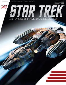 [Star Trek: Starships #149: Krenim Warship (Product Image)]