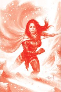 [Dejah Thoris: 2019 #9 (Parrillo Red Tint Virgin Variant) (Product Image)]