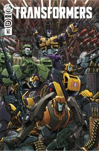 [Transformers #33 (Cover C Alex Milne Variant) (Product Image)]