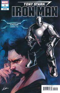 [Tony Stark: Iron Man #1 (Original Armor Variant) (Product Image)]