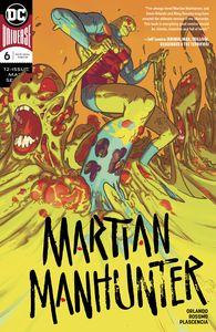 [Martian Manhunter #6 (Product Image)]