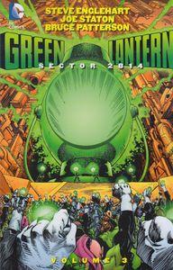 [Green Lantern: Sector 2814: Volume 3 (Product Image)]