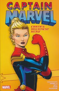[Captain Marvel: Earths Mightiest Hero: Volume 1 (Product Image)]