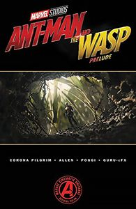 [Marvel's Ant-Man & The Wasp: Prelude (Product Image)]