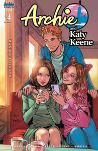 [Archie: Archie & Katy Keene: Part 4 #713 (Cover A Braga) (Product Image)]