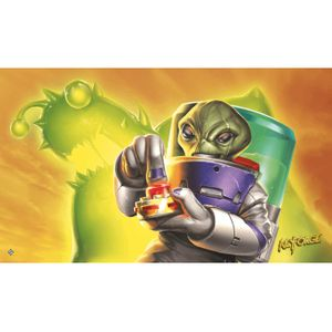 [Keyforge: Playmat: Martian Madness (Product Image)]