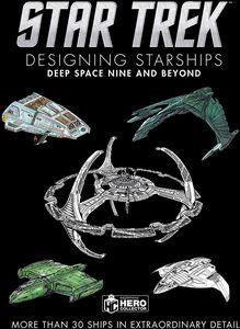 [Star Trek: Designing Starships: Deep Space Nine & Beyond (Hardcover) (Product Image)]