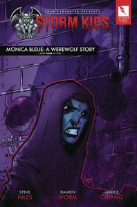 [Storm Kids: Monica Bleue: Werewolf Story #4 (Product Image)]