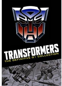 [Transformers: Definitive G1 Collection: Volume 25: All Hail Megatron Part 1 (Product Image)]