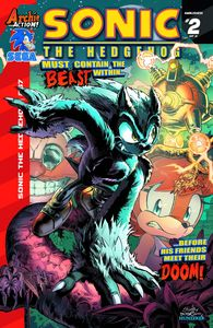 [Sonic The Hedgehog #267 (Product Image)]