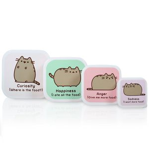 [Pusheen: Stackable Snack Box Set (Product Image)]