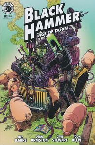 [Black Hammer: Age Of Doom #1 (Stokoe C2E2 Exclusive Variant) (Product Image)]