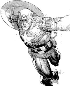 [Captain America #1 (Variant) (SDCC 2018) (Product Image)]