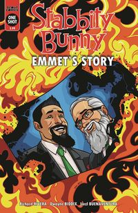 [The cover for Stabbity Bunny: Emmets Story #1 (Cover A)]