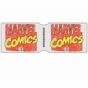 [Marvel: Travel Pass Holder: Marvel Comics 90's Logo (Product Image)]