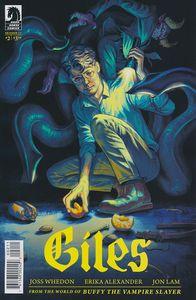 [Buffy The Vampire Slayer: Season 11: Giles #2 (Product Image)]