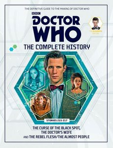 [Doctor Who: Complete History #17 (Product Image)]