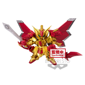 [Gundam: SD Statue: Superior Dragon Knight Of Light (Product Image)]