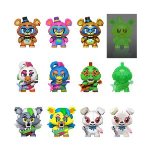 [Five Nights At Freddy's: Mystery Minis: Pizza Plex (Product Image)]