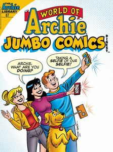 [World Of Archie: Jumbo Comics Digest #87 (Product Image)]