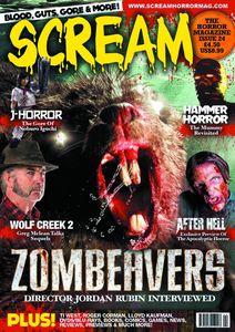 [Scream Magazine #25 (Product Image)]