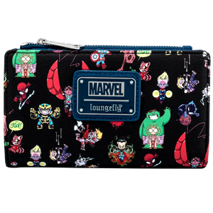 [Marvel: Wallet: Skottie Young Chibi Group (Product Image)]