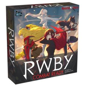 [RWBY: Combat Ready (Product Image)]