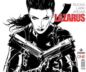 [Lazarus #1 (Forbidden Planet Wrap Variant) (Product Image)]