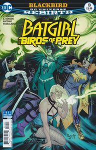[Batgirl & The Birds Of Prey #10 (Product Image)]