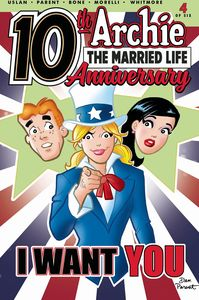 [Archie: Married Life: 10 Years Later #4 (Cover A Parent) (Product Image)]