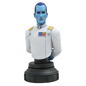 [Star Wars: Rebels: Bust: Grand Admiral Thrawn (Product Image)]