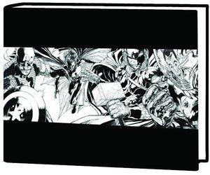 [Marvel: The Art Of Joe Quesada (Hardcover) (Product Image)]