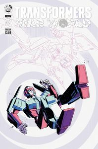 [Transformers #32 (Cover B Josh Burcham) (Product Image)]