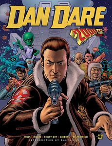 [Dan Dare: The 2000AD Years: Volume 1 (Hardcover) (Product Image)]