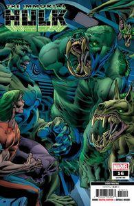 [Immortal Hulk #16 (2nd Printing Bennett Variant) (Product Image)]
