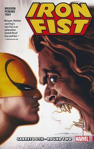 [Iron Fist: Volume 2: Sabretooth Round Two (Product Image)]